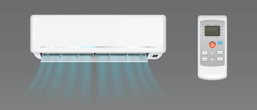 AC temperature to save electricity